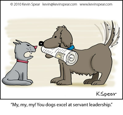 Spear 3348 Servant Leadership