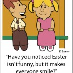 Spear 3771 150x150 Cartoon: Hypnotizing Easter
