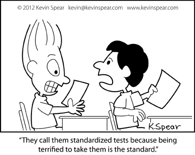 Spear 3864 Standardized Tests