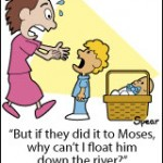Spear 3865 150x150 Cartoon: Moses Newsletter