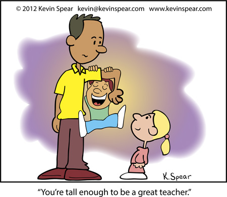 Spear 3880 Tall Teacher