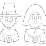 Image Result For Pilgrim Kids Coloring